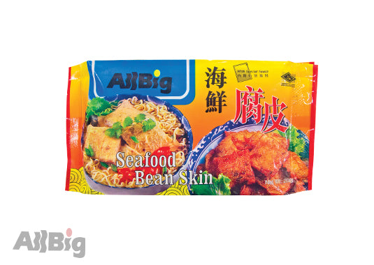 Seafood Beanskin (200G) - All Big Frozen Food Pte Ltd