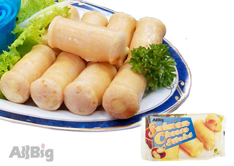 Salmon Cheese Stick (200G) - All Big Frozen Food Pte Ltd