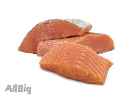 Salmon Fillet Portion (500g) - All Big Frozen Food Pte Ltd