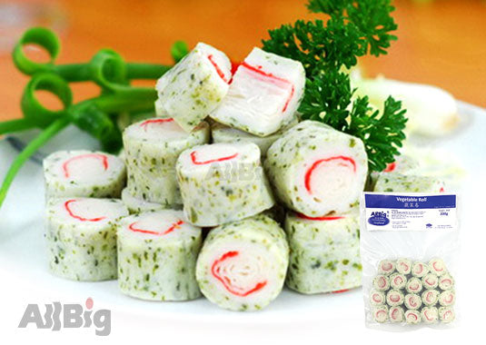 Vegetable Roll (200G) - All Big Frozen Food Pte Ltd