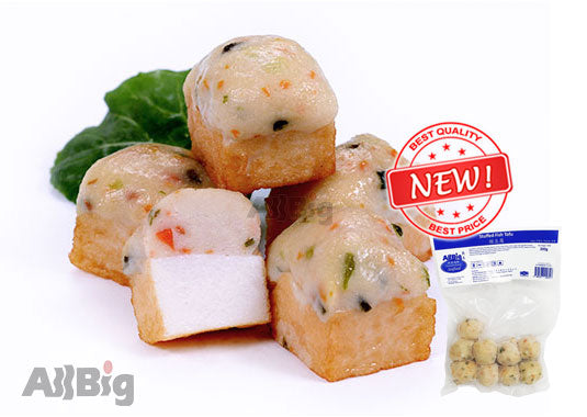 Stuffed Fish Tofu (200G) - All Big Frozen Food Pte Ltd