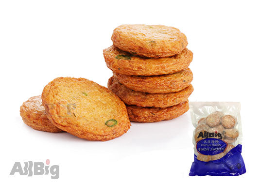 Thai Fish Cake (500G) - All Big Frozen Food Pte Ltd
