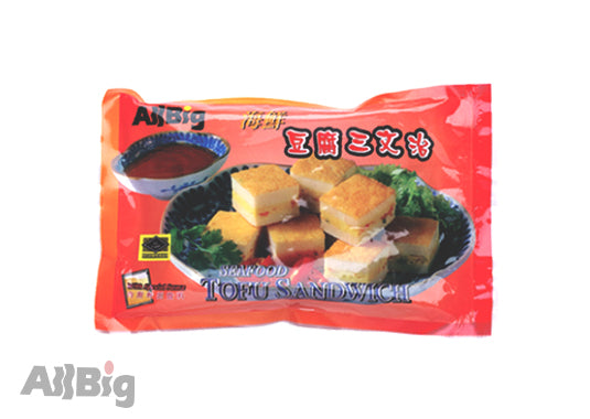 Sandwich Tofu (200G) - All Big Frozen Food Pte Ltd