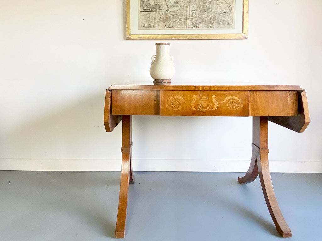 Early 19th Century Swedish Sofa Table