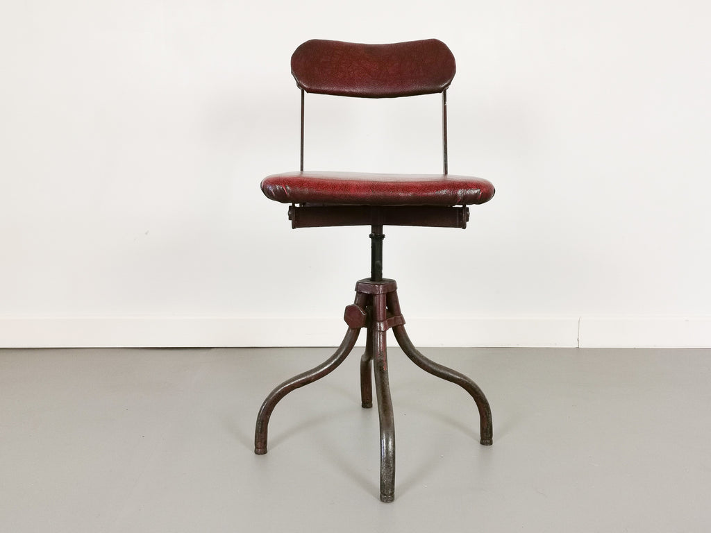 Mid Century Office Chair