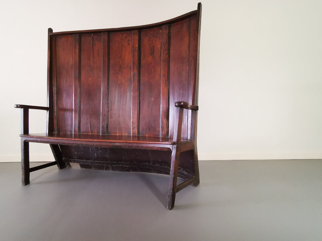 18th Century Welsh Settle