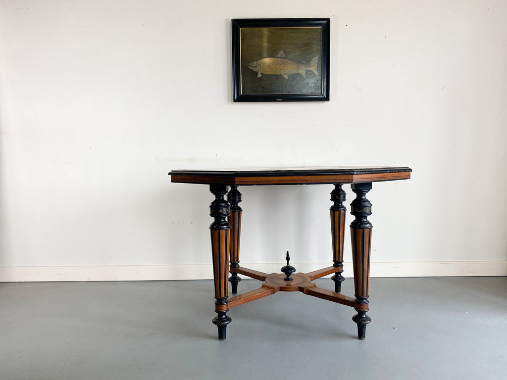 Late 19th Century Aesthetic Movement Table