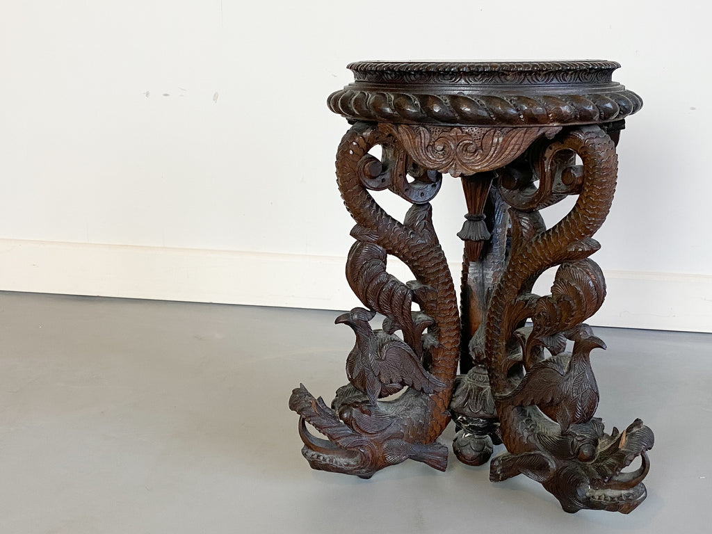 19th Century Anglo Indian Pot Stand