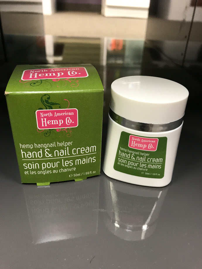 North American Hemp Co. Hand and Nail Cream