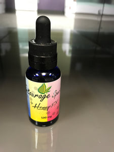 HempFX Entourage 500mg Broad Spectrum