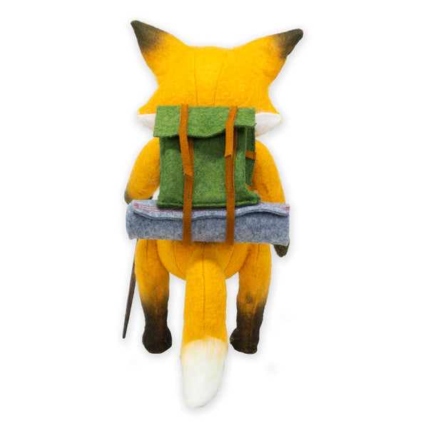 GRR X Lana Crooks: Loki Felted Wool Figure
