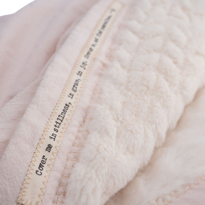 Head Regal Ballet Pink Blanket - Mini
