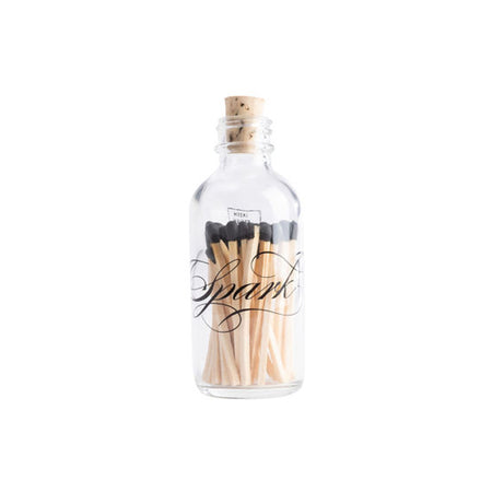 Caligraphy Mini Match Bottle