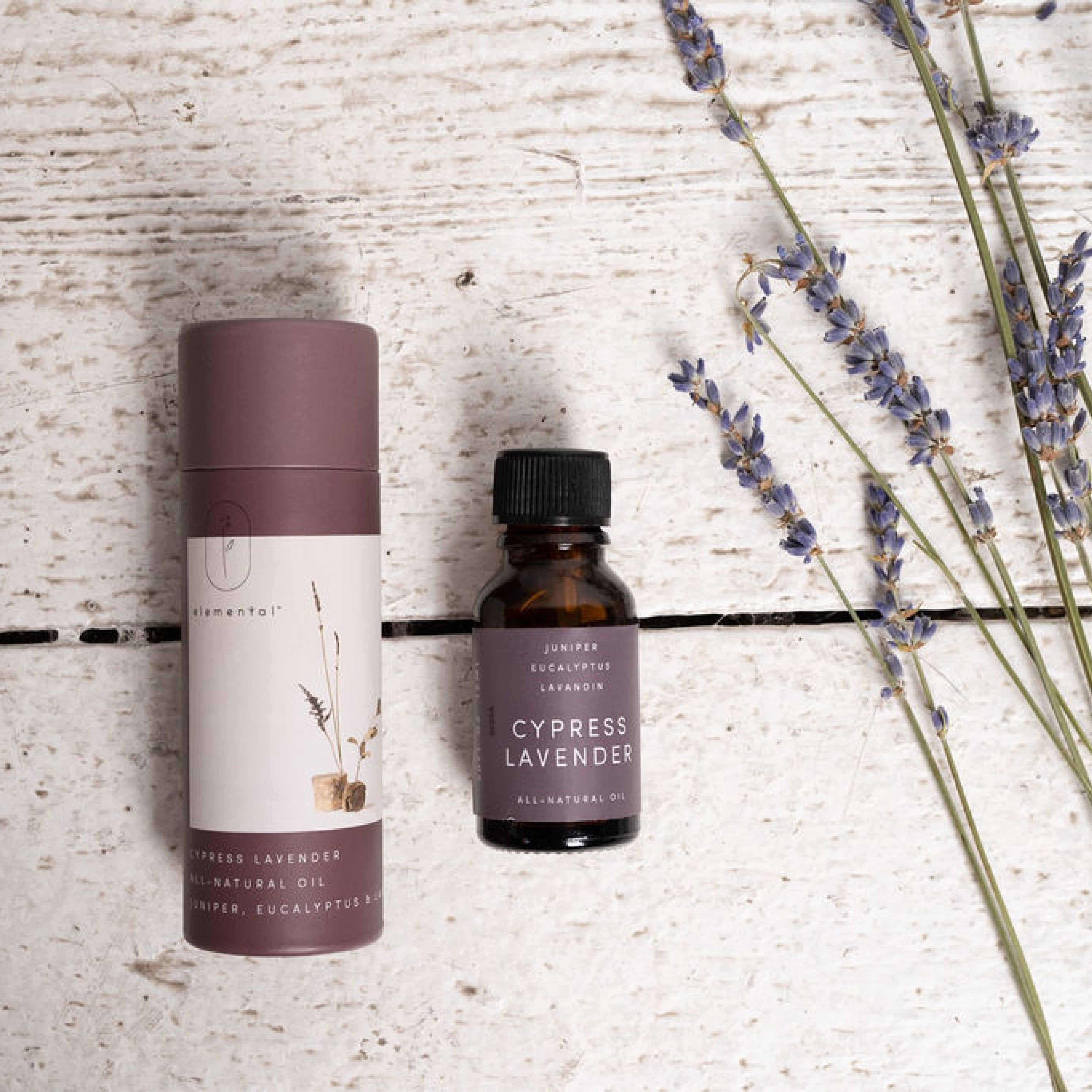 Essential Oil - Lavender/Cypress