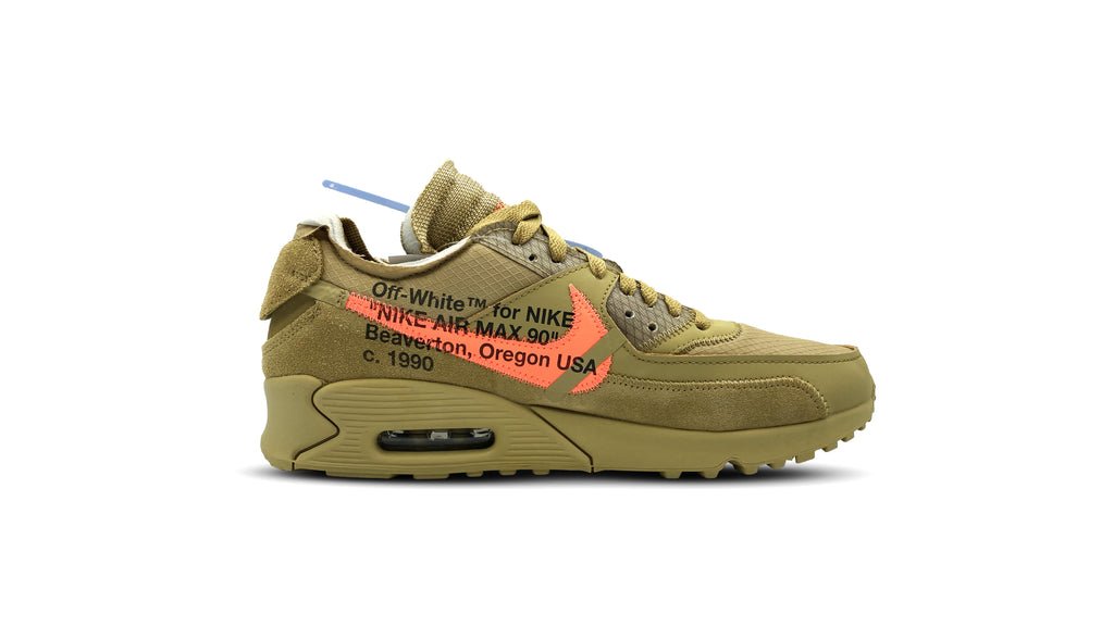 Off-White Airmax 90 Desert