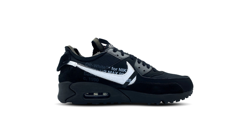 Off-White Airmax 90 Black