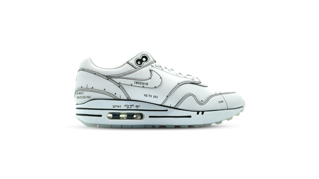 Nike Air Max Sketch to Self