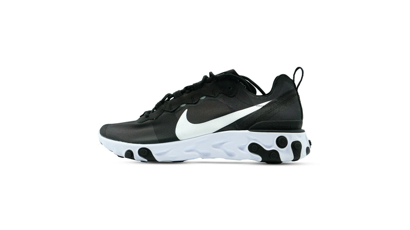 Nike React 55 Black/White