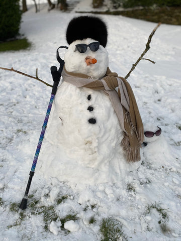 Wrap Up Warm with Cool Crutches