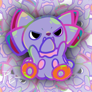 Snubbull Sticker