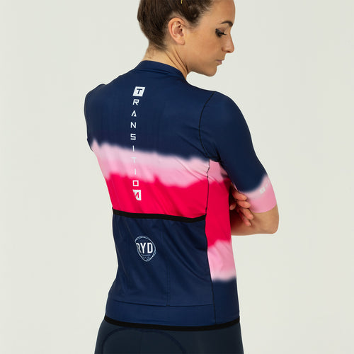 Transition Team CYCLING KIT - Registration + Jersey WOMAN