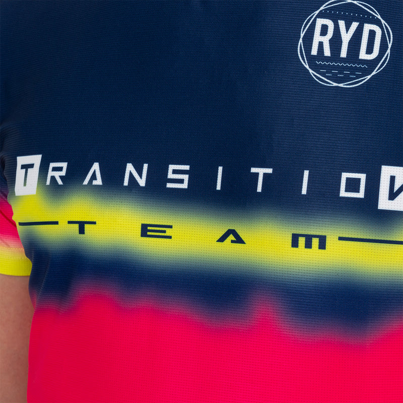 Transition Team RUNNING T-Shirt MAN (For athletes already registered to the team)