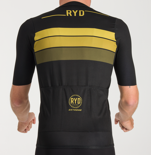 CYCLING JERSEY EXTREME GOLD SKIN