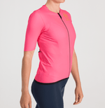 CYCLING JERSEY EXTREME SKIN PINK