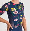 TRISUIT FLOWER POWER