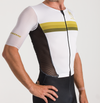 TRISUIT WHITE GOLD STRIPES