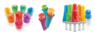 Popsicle Molds & Accessories