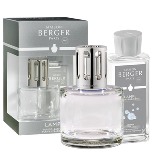 Maison Berger Pure Clear Lamp Gift Set