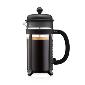 Bodum Java French Press Coffee Maker 8-Cup Black