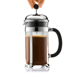 Bodum Chambord French Press Coffee Maker 8-Cup