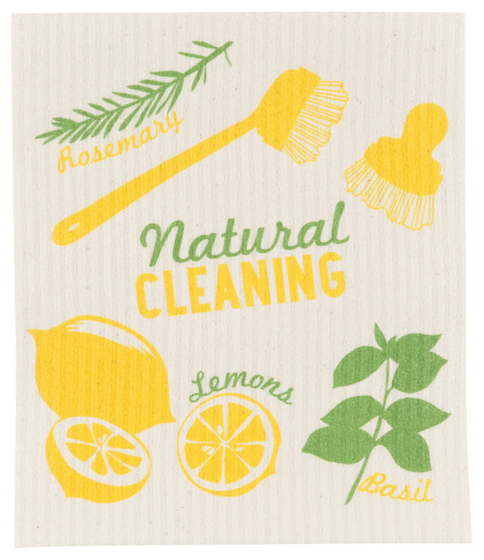 Ecologie Swedish Dishcloth, Natural Cleaning