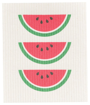 Now Designs Ecologie Swedish Dishcloth Watermelon