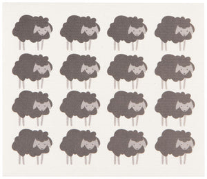 Now Designs Ecologie Swedish Dish Dry Mat Shirley Sheep