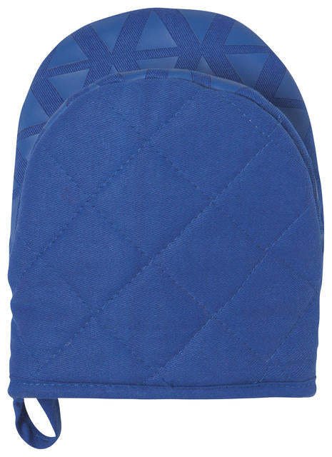 Now Designs Grabber Oven Mitt - Royal Blue