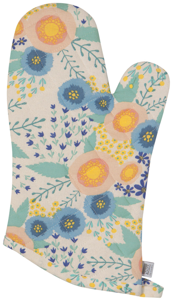 Now Designs Oven Mitt Rosa