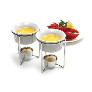 Norpro Ceramic Butter Warmers (Set of 2)