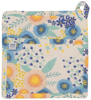 Now Designs Pot Holder Classic Rosa