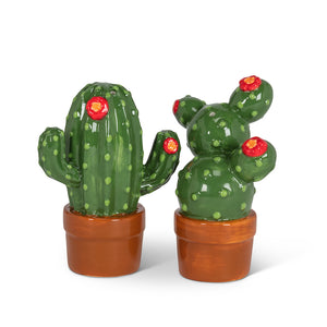 Abbott Salt & Pepper Set Cactus