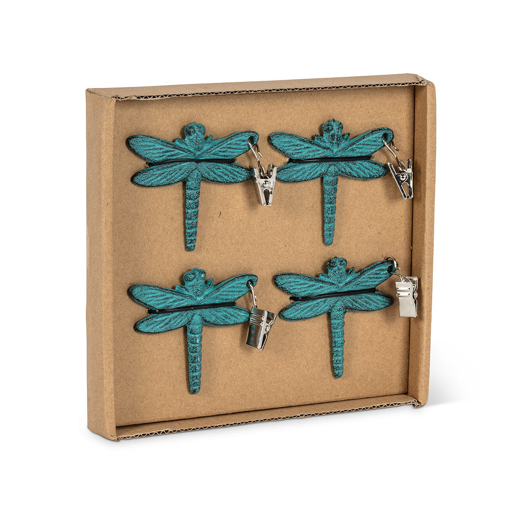 Abbott Dragonfly Tablecloth Weights