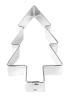 Fox Run Cookie Cutter - Tree 3""
