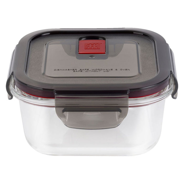 ZWILLING Gusto Glass Storage Container 500ml Square