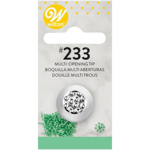 Wilton Multi-Opening Cake Decorating Tip #233