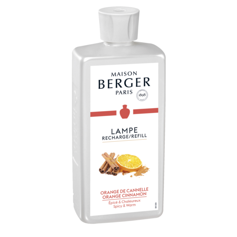 Maison Berger Orange Cinnamon 500ml Fragrance