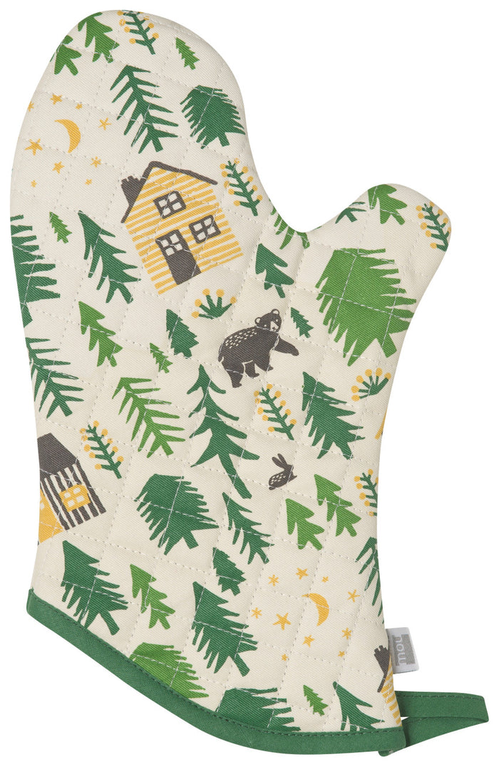 Now Designs Oven Mitt, Wild & Free