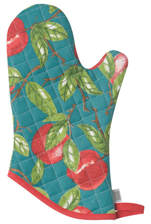 Now Designs Oven Mitt Apple Orchard