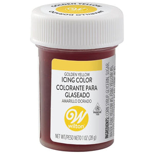 Wilton Icing Colour 1oz, Golden Yellow